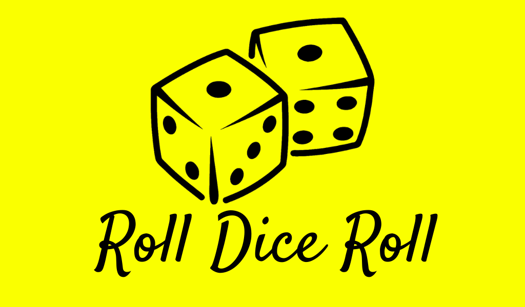 Roll Dice Roll Logo