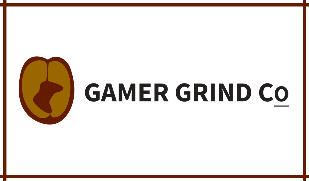 Gamer Grind Co Coffee Logo