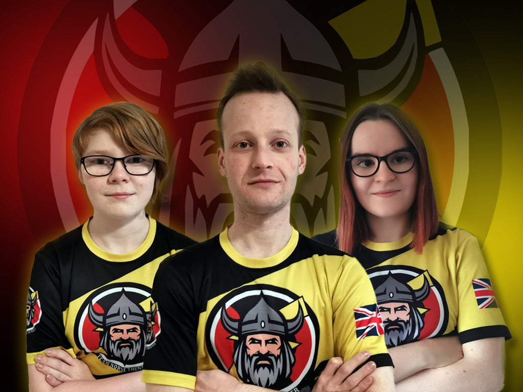 Team Norse Thunder Players