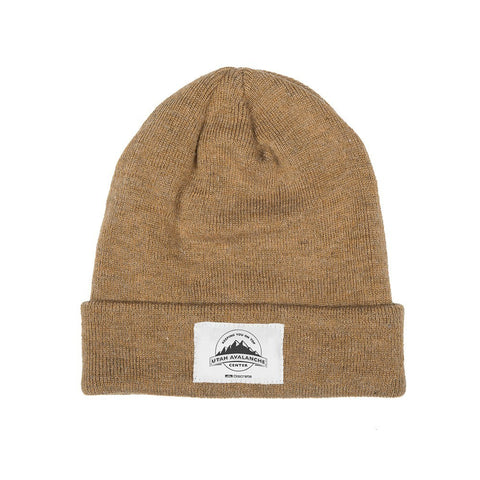Beanie Men - Utah Avalanche Center Alias Beanie