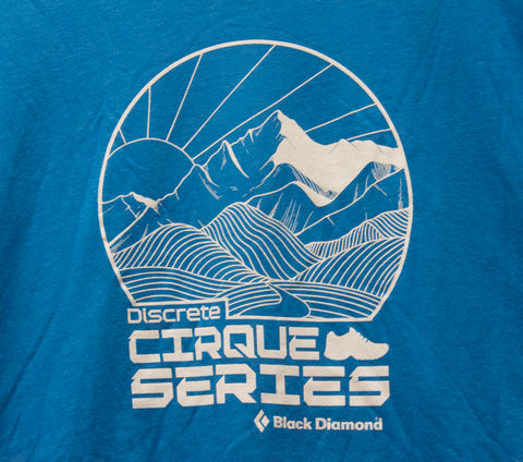Womens Cirque Series Cotton T-Shirt