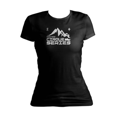 Womens Cirque Series Tee