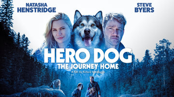 Alpha Pak Partners with Hero Dog: The Journey Home by Lionsgate