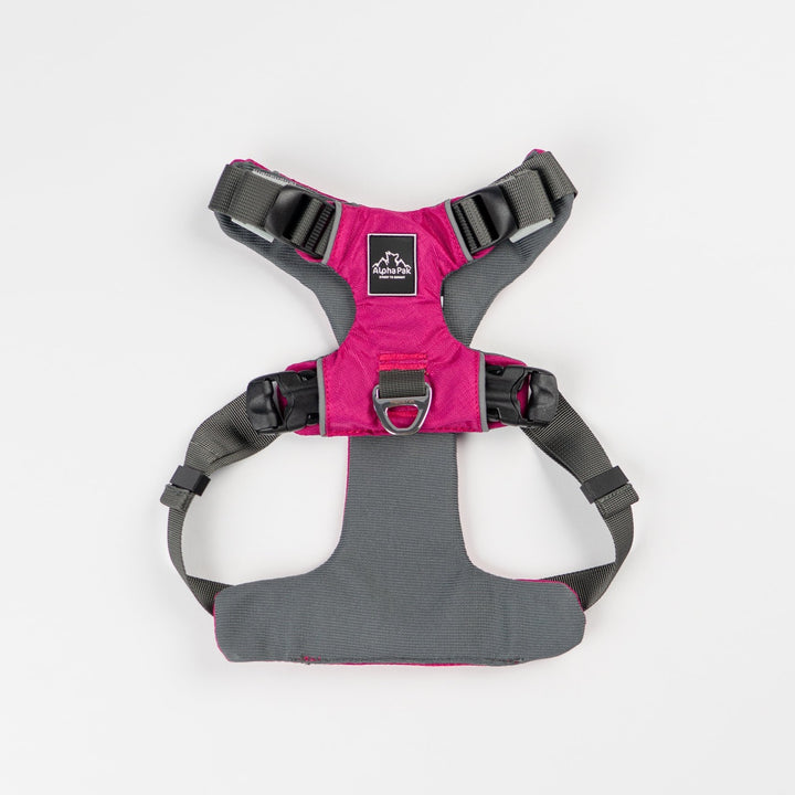 Millvue Raspberry Pink EZ Fit Dog Harness