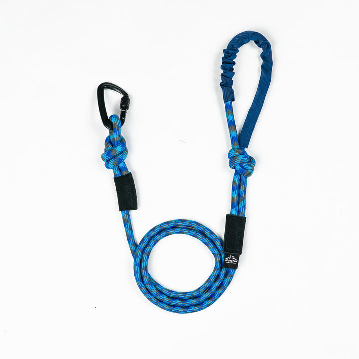 Massif Blue 10MM Kernmantle Rope Dog Leash