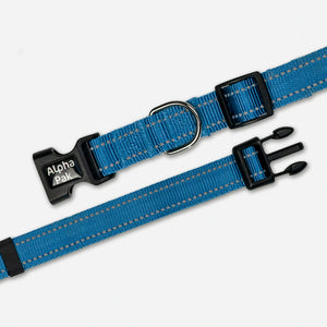 Appalachian Jazz Blue Dog Collar
