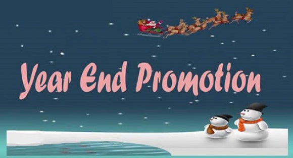 Promotion ends on 31 Dec 11:59PM