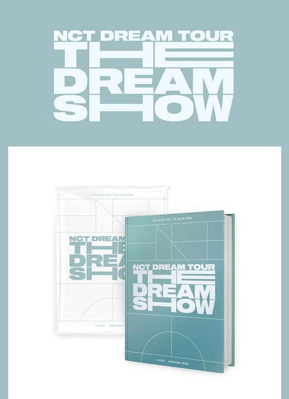 NCT DREAM - NCT DREAM TOUR [THE DREAM SHOW] Photobook & LiveAlbum