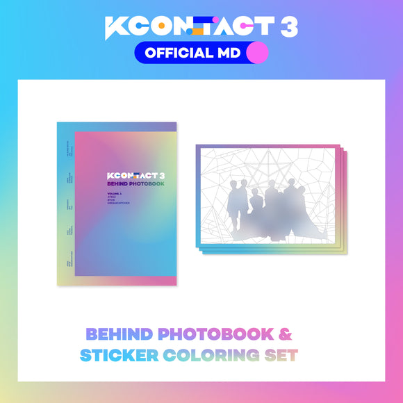 KCON:TACT3 OFFICIAL MD