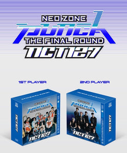 NCT 127 - Repackage Album Vol.2 [NCT #127 Neo Zone: The Final Round] (Kit Ver.)
