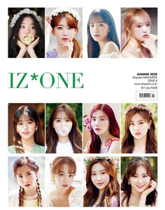 D-icon : Vol.8 IZ*ONE - IZ*ONE look at my iZ