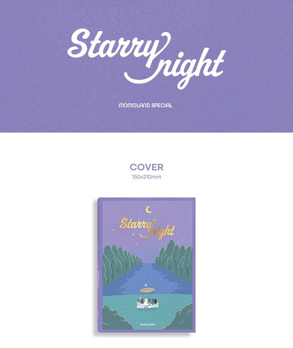 MOMOLAND - Special Album [Starry Night]