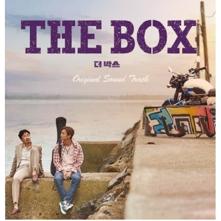 THE BOX OST - Album [THE BOX OST] (Track list : CHANYEOL)