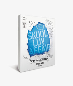 BTS - Mini Album Vol. 2 [Skool Luv Affair] (Special Addition)
