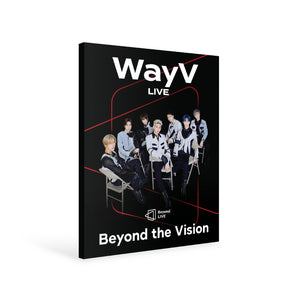 WayV - Beyond LIVE BROCHURE WayV [Beyond the Vision]