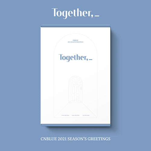 CNBLUE - 2021 SEASON'S GREETINGS