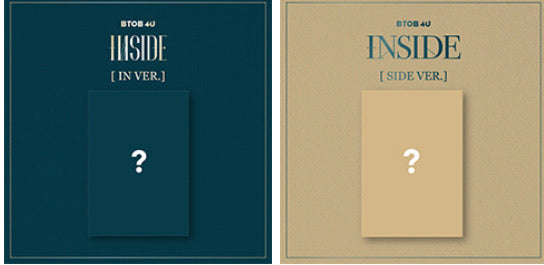 BTOB 4U - Mini Album [INSIDE]