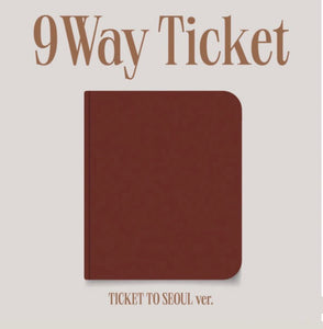 fromis_9 - Single Album Vol.2 [9 WAY TICKET]