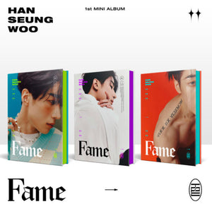 HAN SEUNG WOO - Mini Album Vol.1 [Fame]
