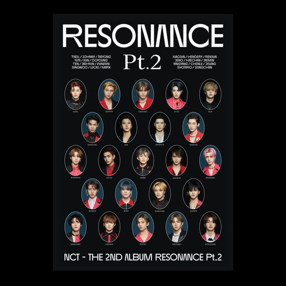 NCT - Album Vol.2 [The 2nd Album RESONANCE Pt.2] (Arrival Ver)