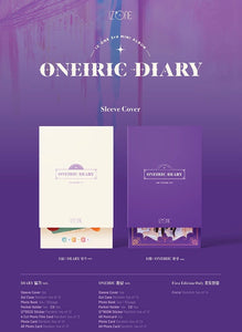 IZ*ONE - Mini Album Vol.3 [Oneiric Diary]