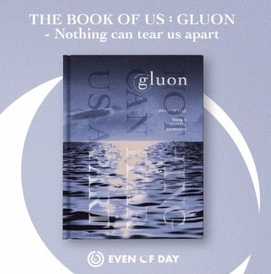 DAY6 - Mini Album Vol.1 [The Book of Us : Gluon – Nothing can tear us apart]