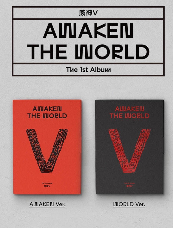 WayV - Album Vol.1 [Awaken The World]