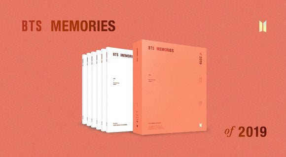 BTS MEMORIES OF 2019