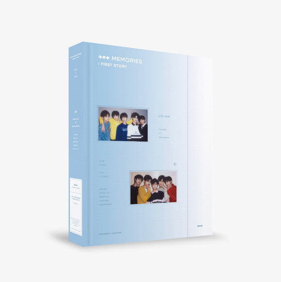 TXT (TOMORROW X TOGETHER) - TXT MEMORIES:FIRST STORY