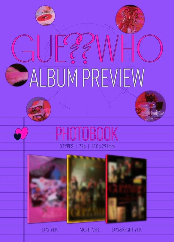 ITZY - Album [GUESS WHO]