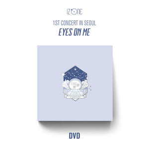 IZ*ONE - 1ST CONCERT IN SEOUL [EYES ON ME]
