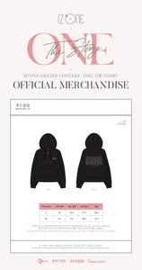 IZ*ONE 2021 ONE, THE STORY OFFICIAL MERCHANDISE