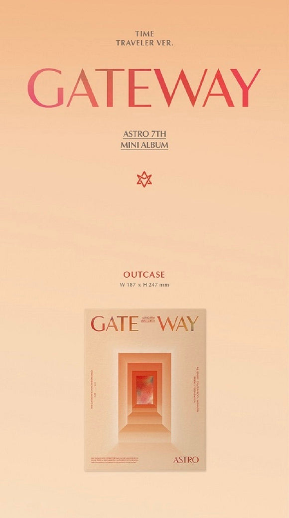 ASTRO - Mini Album Vol.7 [GATEWAY]