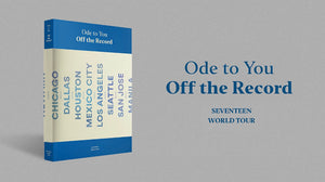 Seventeen - Ode to You, Off the Record