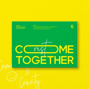 CRAVITY SUMMER PACKAGE 'COME TOGETHER'