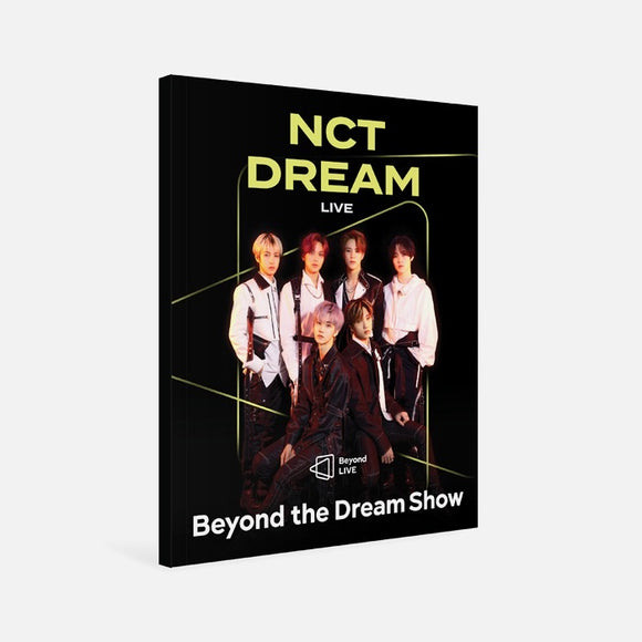 NCT DREAM - Beyond LIVE BROCHURE NCT DREAM [Beyond the Dream Show]