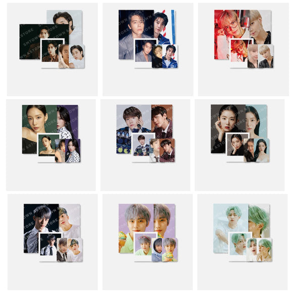 2021 SM ARTIST SEASON'S GREETINGS PHOTO PACK