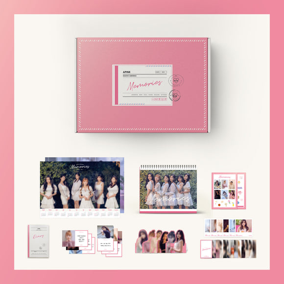 Apink - 2021 Apink Season's Greetings - Memories