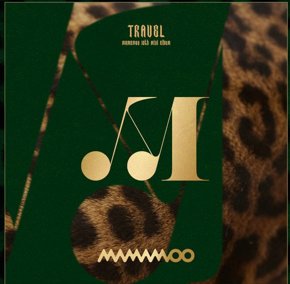 Mamamoo - Mini Album Vol.10 [TRAVEL]