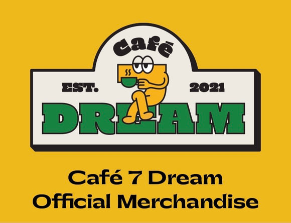 "NCT DREAM ""Cafe 7 DREAM"" OFFICIAL MD"