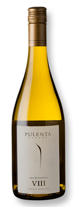 Pulenta Estate VIII Chardonnay 2017 750 mL - Grand Cru Vinhos