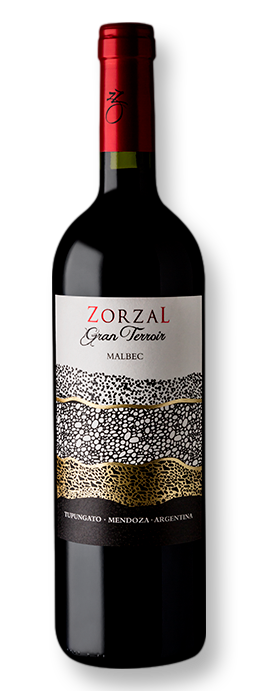 Zorzal Gran Terroir Malbec 2017 750 mL - Grand Cru Vinhos