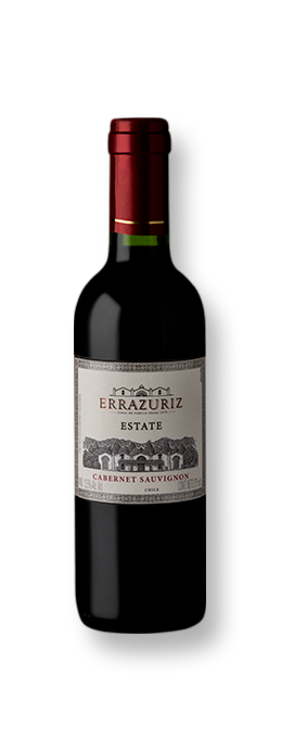 Errazuriz Estate Series Cabernet Sauvignon Reserva 2018 375 mL - Grand Cru Vinhos