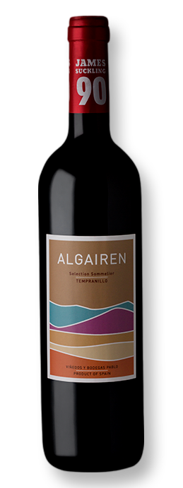 Algairen Tempranillo 2018 750 mL - Grand Cru Vinhos