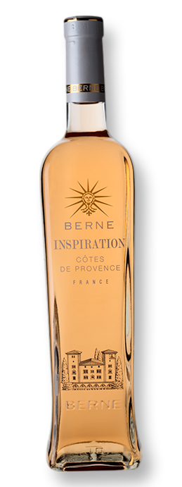 Chateau de Berne AOP Inspiration 2018 750 mL - Grand Cru Vinhos