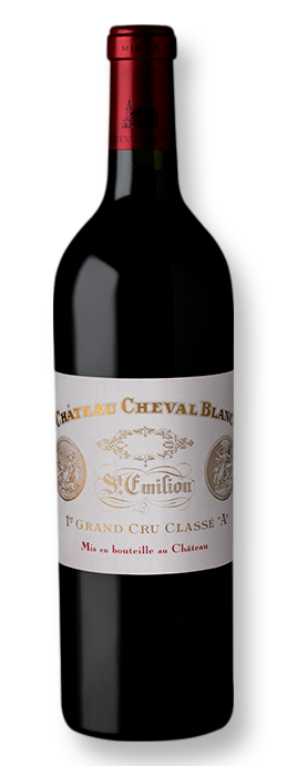 Chateau Cheval Blanc 750 mL - Grand Cru Vinhos