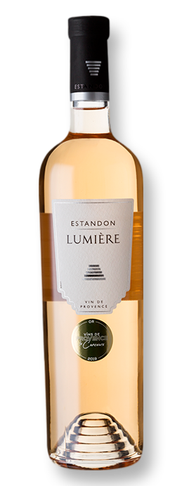 Estandon Lumiere de Provence 2018 750 mL - Grand Cru Vinhos