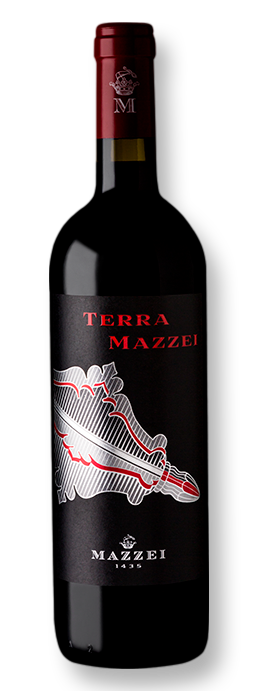 Terra Mazzei 2018 750 mL - Grand Cru Vinhos