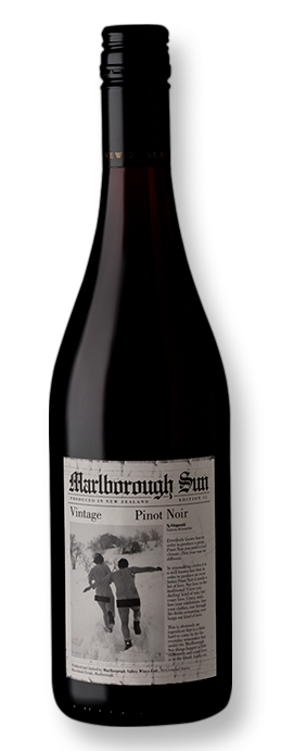 Marlborough Sun Pinot Noir 2017 750 mL - Grand Cru Vinhos
