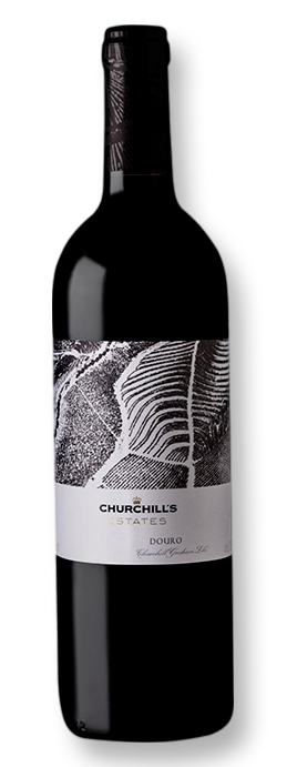 Churchills Estate Douro Tinto 2015 750 mL - Grand Cru Vinhos